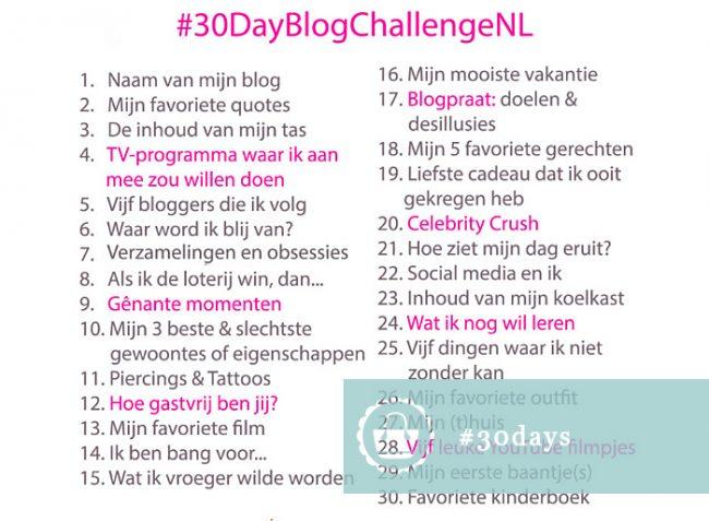 30dayblogchallenge