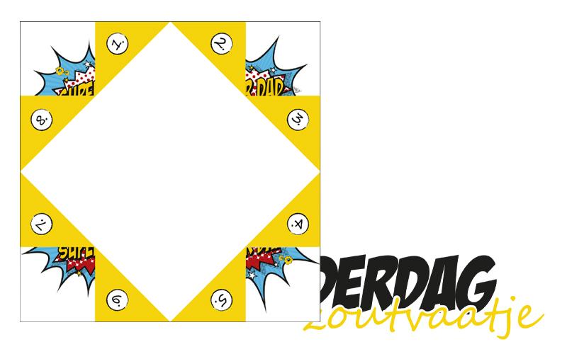 Illustratie ontwerp DIY voor Moodkids